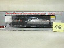 ATLAS SILVER SERIES HO  #7906 SPRINGFIELD TERMINAL SD-26 DIESEL LOCOMOTIVE NEW