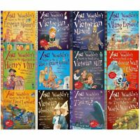 You Wouldn't Want Series 12 Books Collection Set Slave in Ancient Greece! NEW PB