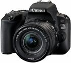 Canon EOS 200D Body inkl. EF-S 18-55 mm IS STM + 50€ Cashback