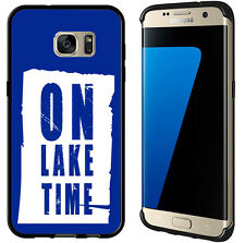 On Lake Time For Samsung Galaxy Edge G935 Case Cover By Atomic Market