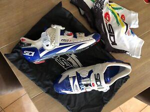 chaussures velo sidi ergo 3 carbon pointure 42