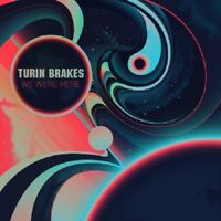 TURIN BRAKES - WE WERE HERE  CD NEW