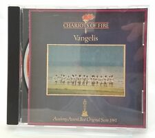 Chariots of Fire Original Score by Vangelis CD 1984 Polydor