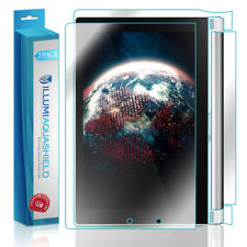 2x iLLumi AquaShield HD Front Screen + Back Protector for Lenovo Yoga Tablet 10