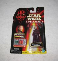 Star Wars Queen Amidala Action Figure Episode 1 Hasbro 1998 MOC