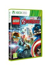 LEGO Marvel Avengers Xbox 360 - 7+ Kids Game for X360 NEW & SEALED UK * FREE P&P