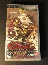 Hakuoki [ Warriors of the Shinsengumi ] (PSP) NEW