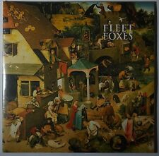 Fleet Foxes-S/T 2lp Deluxe Edition Incl Sun Giant EP VINILE NUOVO/SEALED GATEFOLD