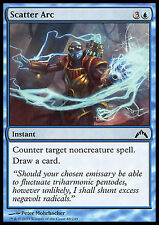 Scatter Arc X4 EX/NM Gatecrash MTG Magic Cards Blue Common