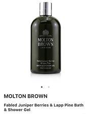 Molton Brown, Fabled Juniper berries & Lap Pine bath & shower Gel, 300ml