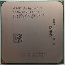 AMD Athlon II X4 630 Propus Quad-Core 4x 2.8 GHz Sockel AM3 95W
