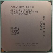 AMD Athlon II X4 630 Propus Quad-Core 4x 2.8 GHz Sockel AM3 95W