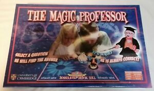 BOARD GAME - *New & Sealed* The Magic Professor University Of Cambridge Study