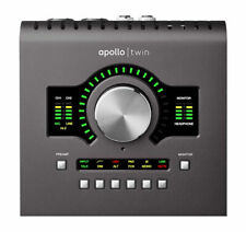 Universal Audio Apollo Twin MKII DUO CORE Audio Interface UAD 2