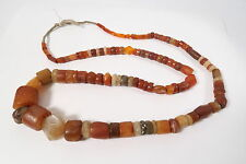 Ancienne Agate Perles Cornaline Antique Agate Carnelian Big Stone Trade Beads bankam