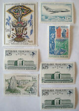 TIMBRES LOT 1962 - 1965 - 1966