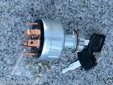 HITACHI STARTING/IGNITION SWITCH FOR EXCAVATOR. COMES WITH 2 KEYS