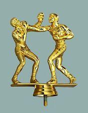12 Boxen Figuren Boxsport 3D mit Marmorsockel  (Pokal Pokale Medaillen Sport)