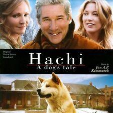 Hachi: A Dog's Tale (Jan A.P. Kaczmarek), New Music
