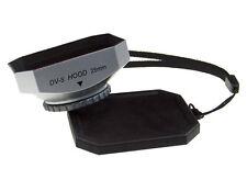 Lens Hood Video Shad for SONY DCR HC21 HC21E HC23 HC23e