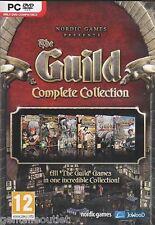 Guild Complete Collection 2 Renaissance,Venice & Pirates of European PC DVD