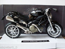 New ray Newr44023a Ducati Monster 1100 Rouge 2010 1/12