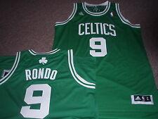 ADIDAS NBA BOSTON CELTICS RAJON RONDO REVOLUTION 30 SWINGMAN JERSEY L 100% LIC