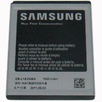 New OEM Samsung * Galaxy S II SGH-i777 * Battery EB-L1A2GBA 1650 mAh Li-ion AT&T