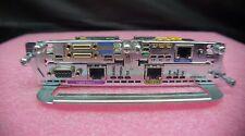 CISCO NM-1FE-1R2W-EN WITH 1x WIC-1DSU-T1 1x WIC-2T NM1FE1R2WEN  WIC1DSUT1 WIC2T