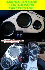 CBR 250 RR /R CBR250 CBR 400 MC22 MC19 NC29 DASH SURROUND SPEEDO COVER LASER CUT