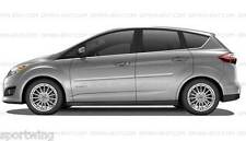 BODY SIDE Moldings, PAINTED Trim Mouldings For: FORD C-MAX 2013-2018
