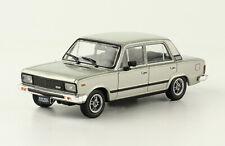 Fiat 125 Mirafiori 1.6 1981 Rare Argentina Diecast Scale 1:43 New With Magazine