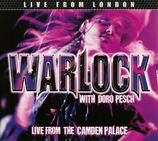 WARLOCK-With Doro PCESH / Live from the Camden Palace / (1 CD) / NEUF