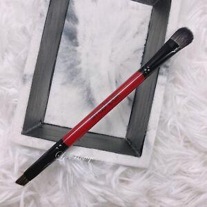 Smashbox Double Exposure Eyeshadow / eyebrow eyeliner brush double ended NEW