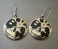 Disney Mickey Mouse Hands & Ears Earrings