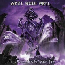 "AXEL RUDI PELL ""THE WIZARDS CHOSEN FEW"" 2 CD NEUWARE"