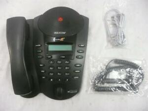 PolyCom 2201-66315-001 / SE-220 Conference Phone
