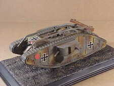"Wings Of The G. W. Armor 1/72 Mark IV ""Male"" Tank Captured by Germans #WW10206"