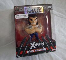 X-Men Logan Wolverine Figure 100% Die Cast Metal NEW Sealed Loot Crate Exclusive