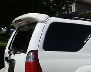 """UN-PAINTED REAR SPOILER FOR 2003-2009 TOYOTA 4RUNNER """"LIMITED"""" LARGE VERSION"""