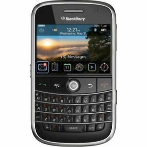BlackBerry AT&T Bold 9000 Global 3G / 4G Smartphone