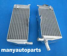 Aluminum Radiator for HONDA CR125R/CR125 R 1990-1997 1996 1995 1994 1993 92 91