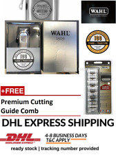 Wahl 100 Year Anniversary Limited Edition 1919 Clipper Set Silver + FREE GIFT
