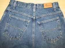Simon Chang Denim Software Size 8 Women's Denim Blue Jeans Made in Canada