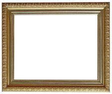 Rahmen - Spiegelrahmen - 19. Jh. - Holz, Ornamente Masse, vergoldet    (# 1077)