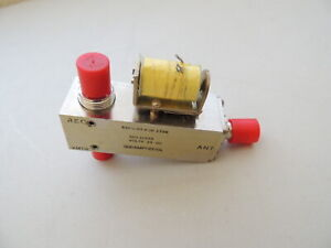 Vintage Amphenol SPDT Coaxial Antenna Relay 300-11935 28 VDC NOS NICE