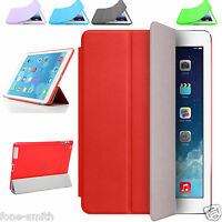 Ultra Thin Magnetic Smart Slim Stand Cover Case for Apple iPad Pro Air Mini 3 4