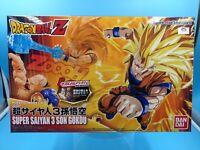 figurine model kit bandai rise dragon ball Z super saiyan 3 san gokou