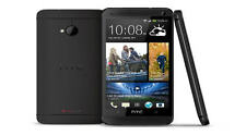 HTC ONE M7 3G 4G (Unlocked) SMARTPHONE GUN METAL BLACK BNIB