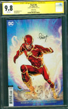 Flash 64 CGC SS 9.8 Tom Raney Variant Cover 2019 TV Show